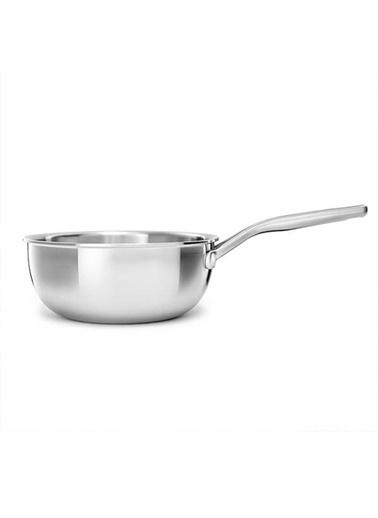 KitchenAid 3-Kat Paslanmaz Çelik Şef Tavası 20 Cm Renkli